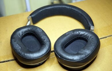 How to make headphones more comfortable