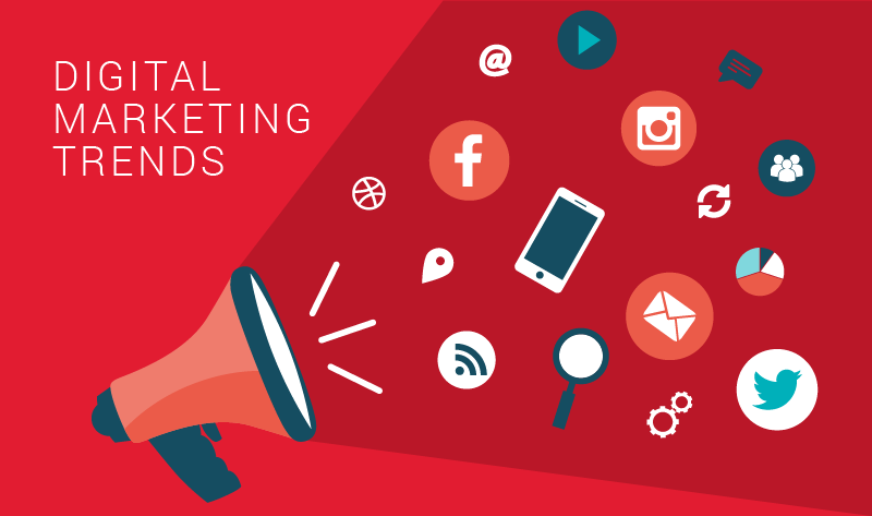 7 Digital marketing trends you must know in 2021